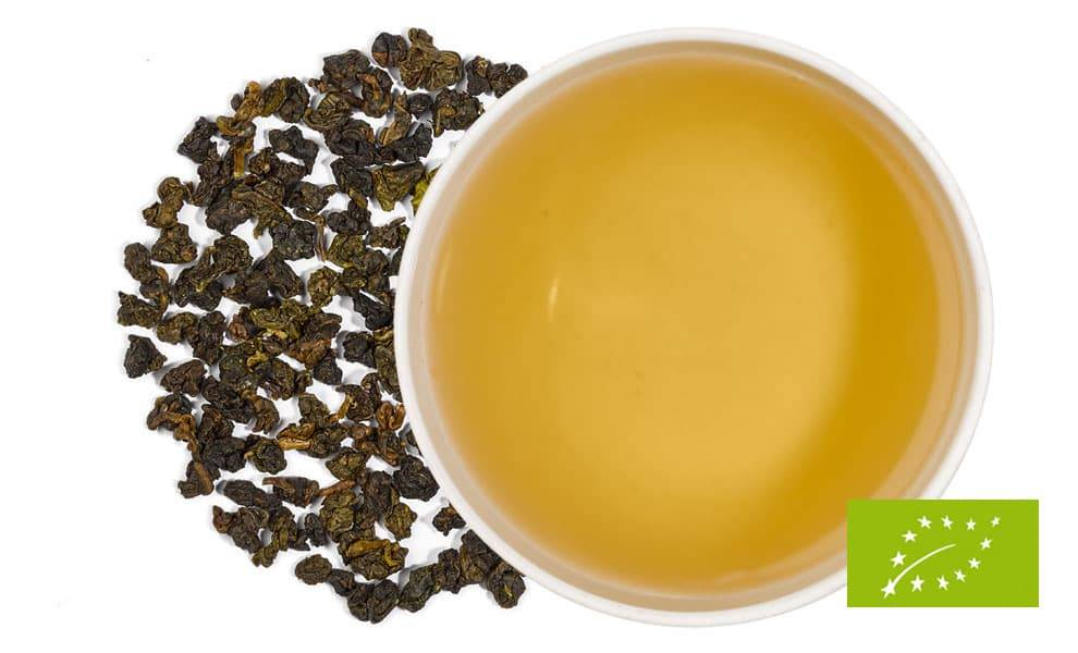 Taiwan Four Seasons Oolong