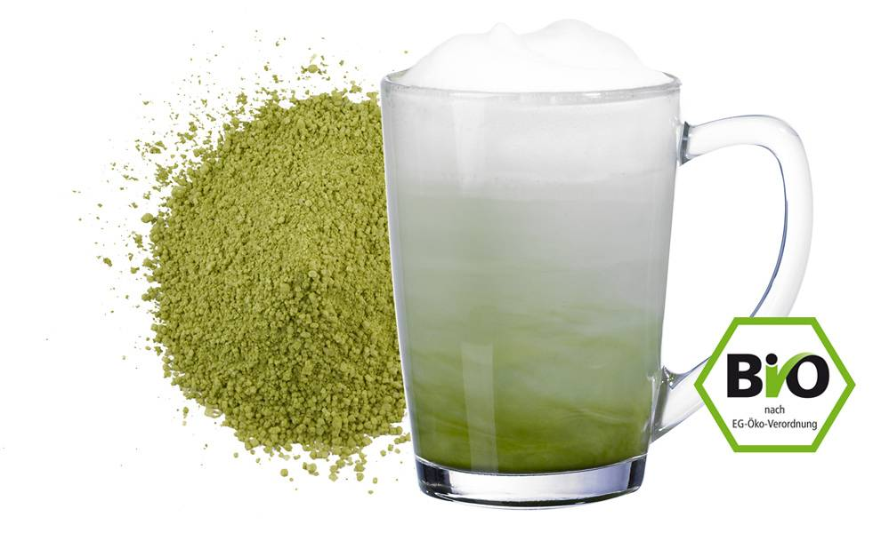 Matcha Latte Bio-Mix