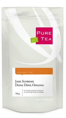 Dong Ding Oolong Tee
