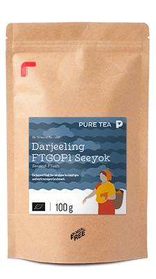 Second Flush Darjeeling Tee