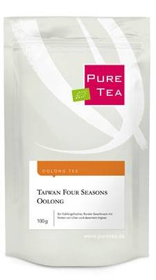 Biotee Four Seasons Oolong Tee